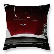 Aston Martin Db-4 Sans Paint Throw Pillow