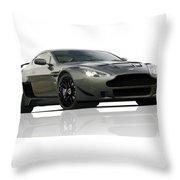 Aston Martin Lmv/r Throw Pillow