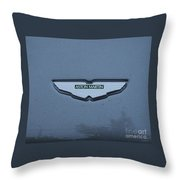 Aston Martin Logo # 1 Throw Pillow