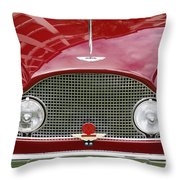 Astonmartin Db2/4 Mark IIi Throw Pillow