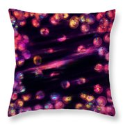 Astral Crossings Throw Pillow