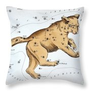 Astronomy: Ursa Major Throw Pillow