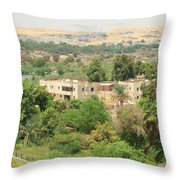 Aswan  Throw Pillow