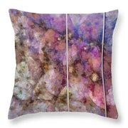 Asynchrony Imagination  Id 16099-024356-74201 Throw Pillow