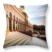 At Sunset Throw Pillow