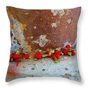 At The Chapel Throw Pillow