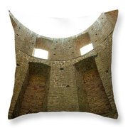 At The Inside Throw Pillow