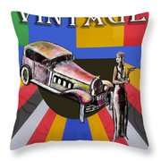 At The Rendezvous 1 Throw Pillow