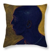 Athelete Throw Pillow