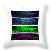 Athens Is Dreaming 4u Throw Pillow