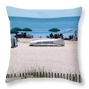 Atlantic City Series -15 Throw Pillow