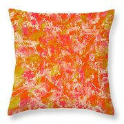 Atmosphere In The Castle When The Princess Is In There Throw Pillow