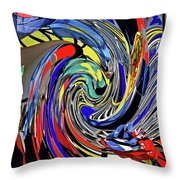 Atrium Throw Pillow