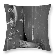 Attempted Throw Pillow