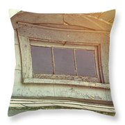 Attic View Throw Pillow