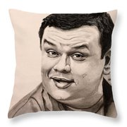 Atul Parchure Throw Pillow