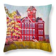 Auburn's Glory Throw Pillow
