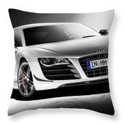 Audi Throw Pillow
