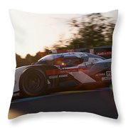 Audi R18 E-tron, Le Mans - 16 Throw Pillow
