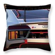 Audi R8 Lms - 06 Throw Pillow