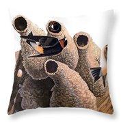 Audubon: Swallow Throw Pillow