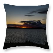August Awe   Throw Pillow