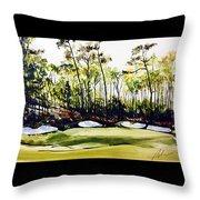 Augusta 2 Throw Pillow
