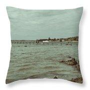 Augusta Western Australia 2 Throw Pillow