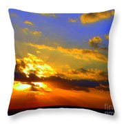 Aurelian Throw Pillow