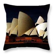 Australia 101 Throw Pillow