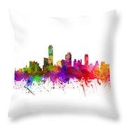 Australia Australia Cityscape 02 Throw Pillow