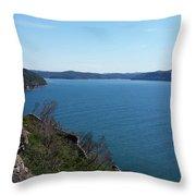 Australia - Broken Bay Throw Pillow