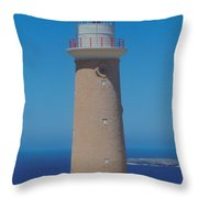 Australia Cape Du  Coedic Light Throw Pillow