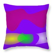 Australia Throw Pillow
