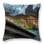 Australia Melbourne Part7 Throw Pillow