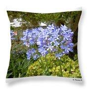Australia Plant Life Throw Pillow