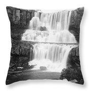 Australia: Waterfall Throw Pillow
