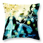 Australian Woman #2 - The Image Throw Pillow
