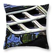 Auto Grill 16 Throw Pillow