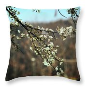 Autrepart Throw Pillow