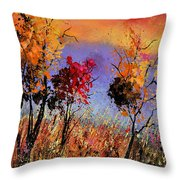 Autumn 451110 Throw Pillow