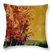 Autumn 68 Throw Pillow