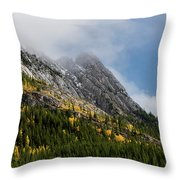 Autumn Arrives  Throw Pillow