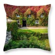 Autumn Brilliance Throw Pillow