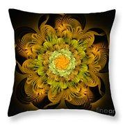Autumn Gift. B Throw Pillow