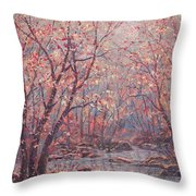 Autumn Harmony. Throw Pillow