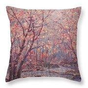 Autumn Harmony. Throw Pillow