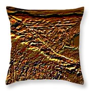 Autumn Has Come Throw Pillow