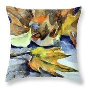 Autumn II Throw Pillow