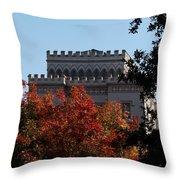 Autumn In Baton Rouge Throw Pillow